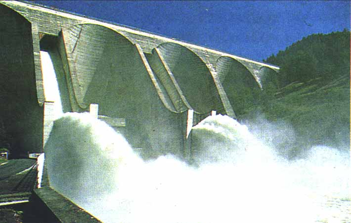 Risques de rupture de barrage